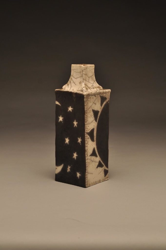 "Stephanie Dismukes ""Celestial Slab"" Clay"