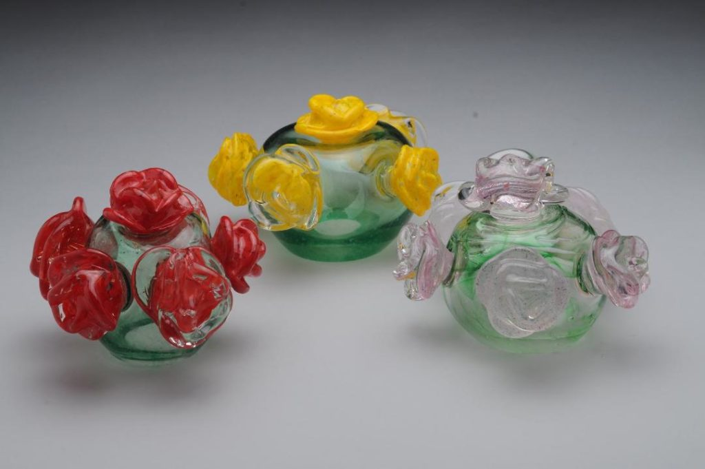 "Stephanie Dismukes ""In Bloom"" Glass"