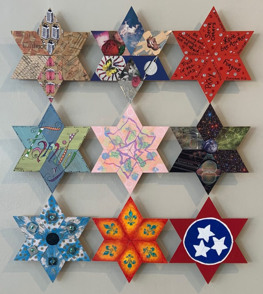 Quilts from Quarantine, Taylor Shaw