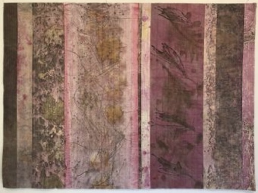 Whisperings, Susan Mogan, Fiber/Fabric, NFS