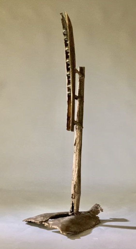 Obstacles, Susan Fitzsimmons, Bronze, $2,300 (Online Only)