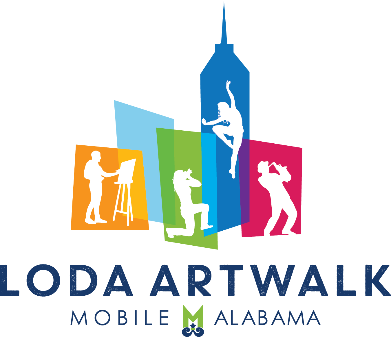 2021 ArtWalk Logo F