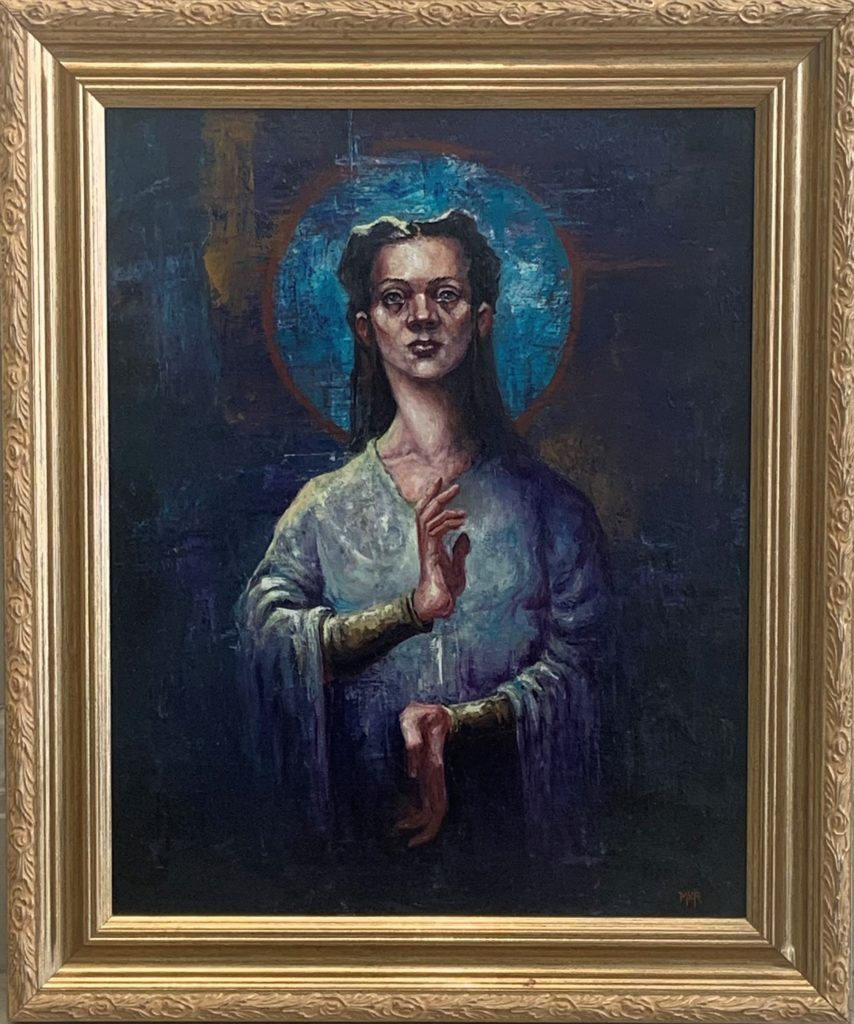 Priestess II, Christopher Murray, $600