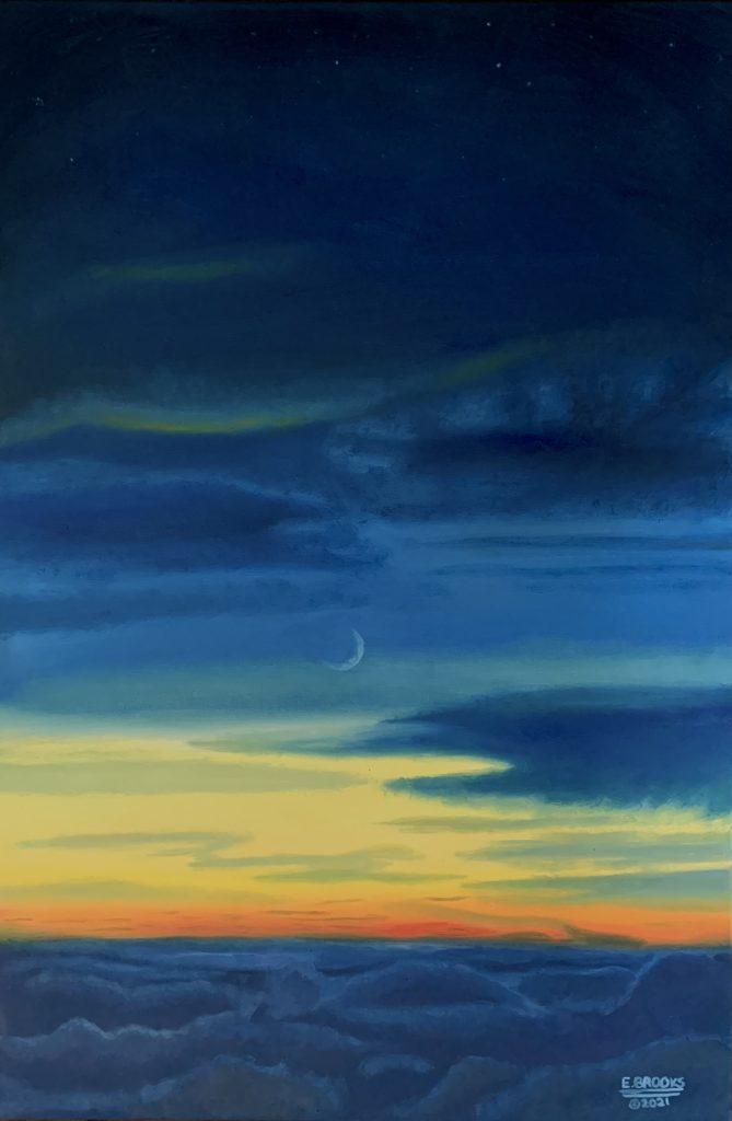 Storm IV, Elizabeth Brooks, $900