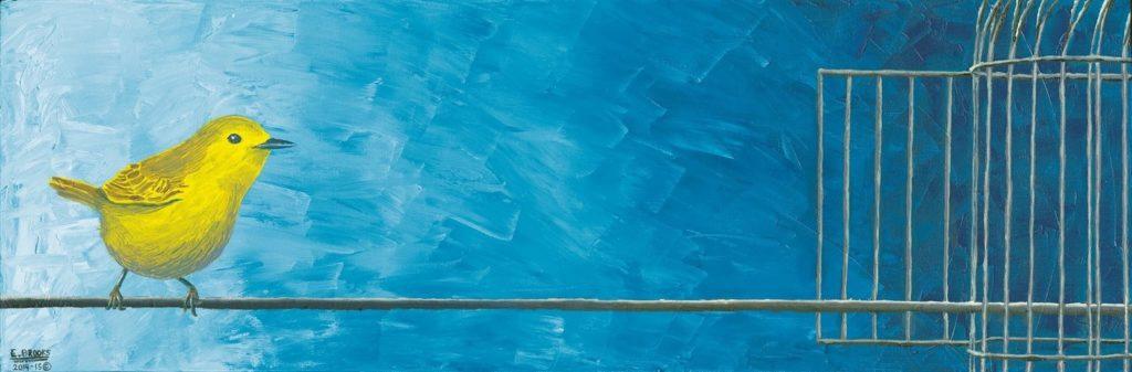 Summer Flight, Elizabeth Brooks, NFS