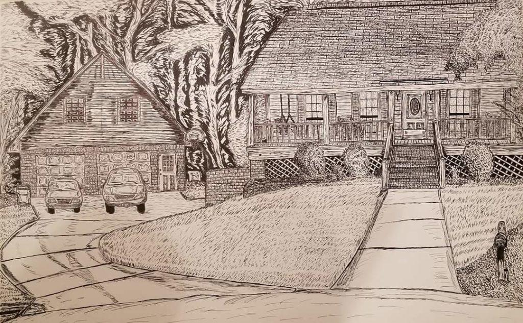 The House, Jonathan Holt, NFS