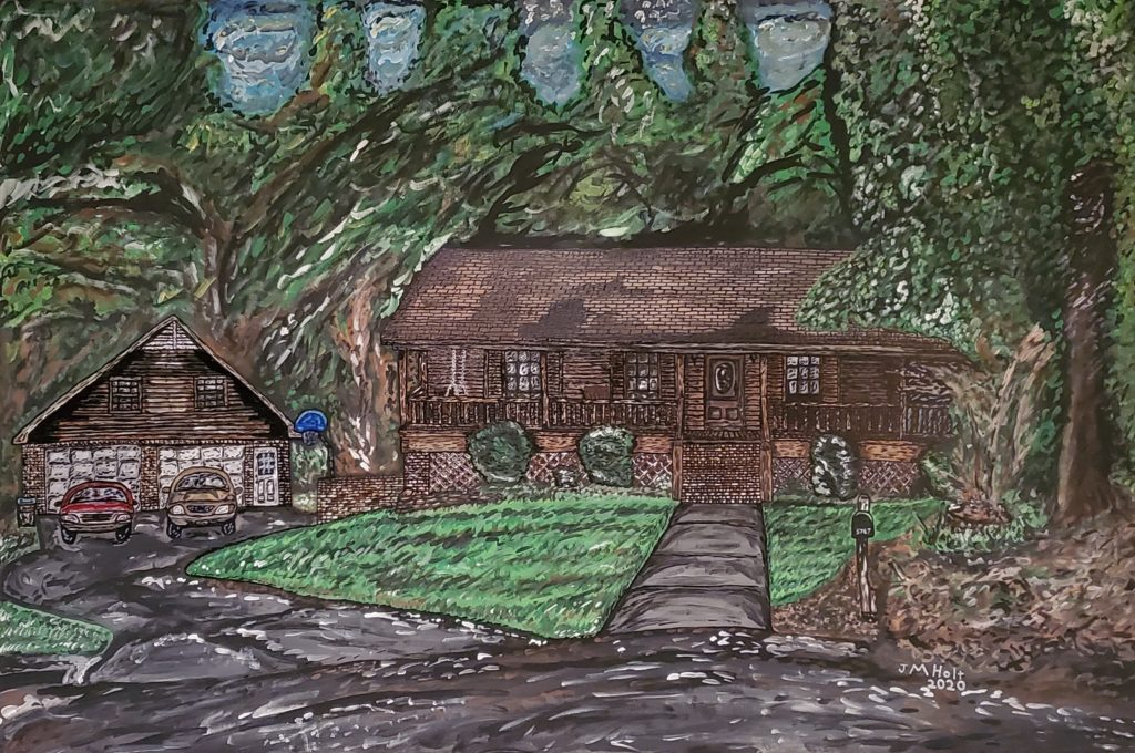 The House at the End of Road, Jonathan Holt, NFS
