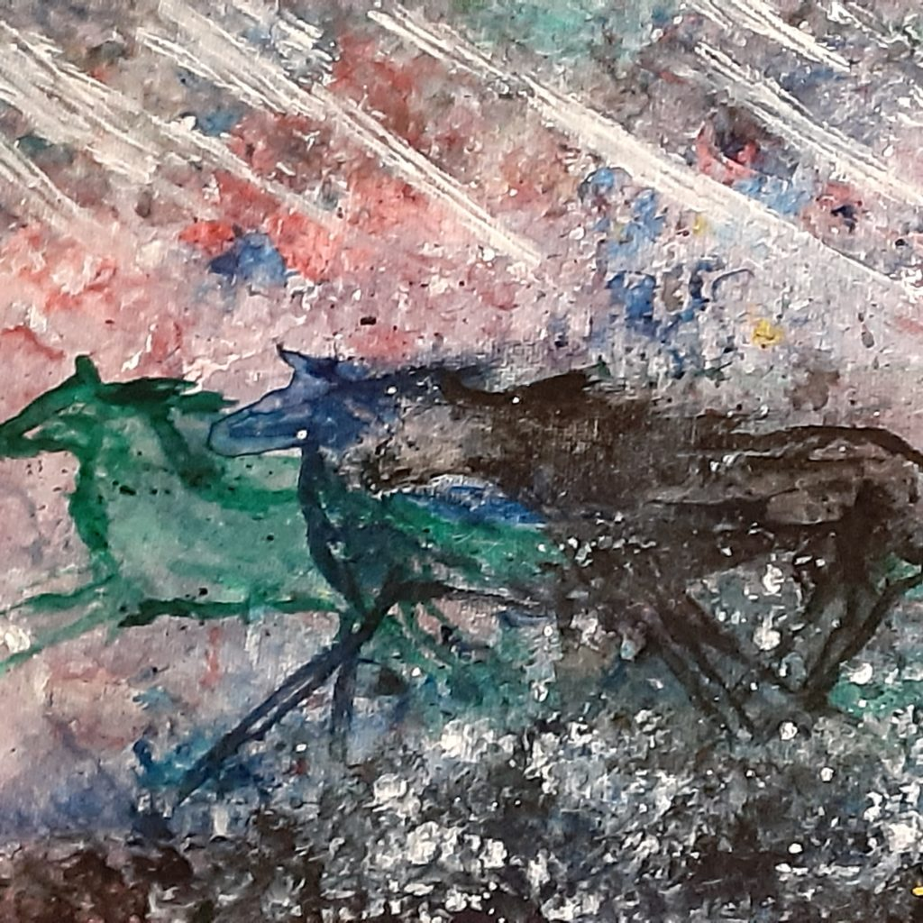 Riders on the Storm, Nicole Guidry, $110
