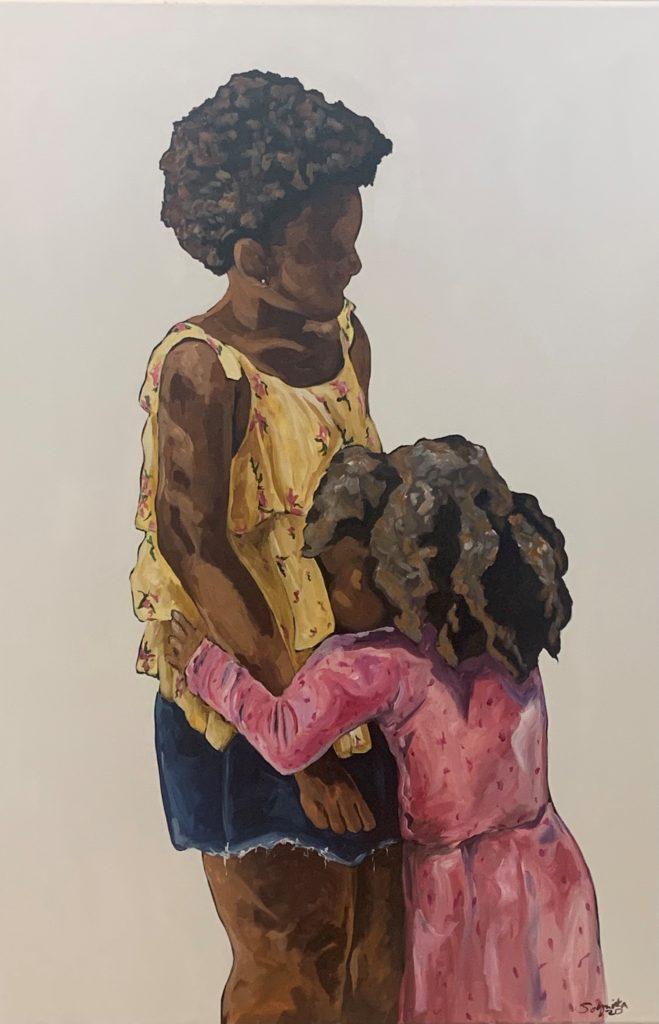 I'm so sorry, Soynika Edwards-Bush, NFS