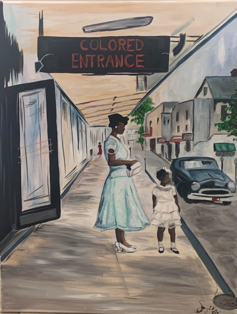 Slip Strap, Soynika Edwards-Bush, NFS